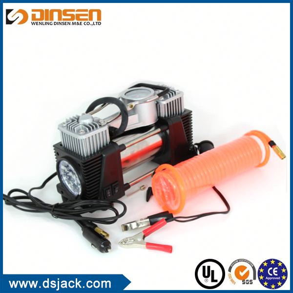 FACTORY SALE OEM/ODM Professional rechargeable 3.2ah sealed lead-acid Cigarette lighter car tire inflator