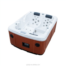 Discount Acrylic material sexy hot tub massage spa hot tubs outdoor used