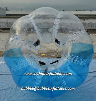 inflatable football children bubble ball suits for sale