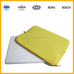 High Quality Cotton Fabric Mini Computer Bags Laptop Bags for ipad