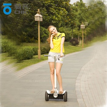 IO CHIC Reliable quality 2 wheel electric scooter with handle