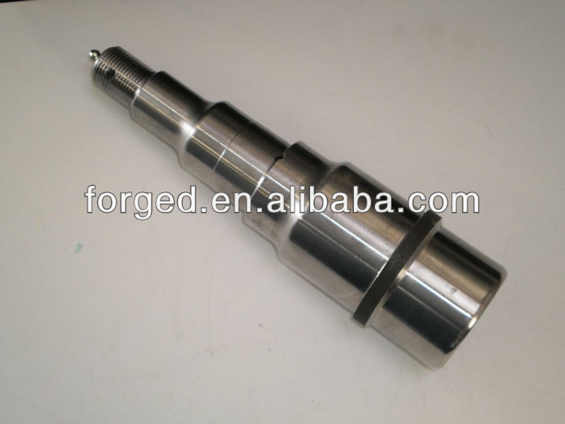 trailer axle used in the utility, horse/livestock, and recreational vehicle