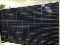 Hanwha 300 watt poly solar cells solar panel stock for bulk sale at below market price