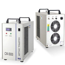 cw3000 cw5000 water cool chiller cw5200 for co2 laser machine