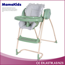 hot model 2 in 1 baby high chair feeding chairs adult baby high chair with swing