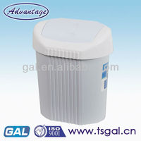 2013 new product eco-friend plastic trash can