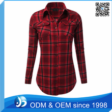 Women's Soft Casual Ladies Fancy Long Sleeve Shirt