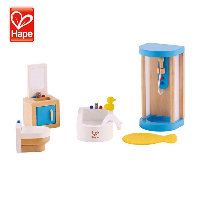 Fashion promotional intelligence paint wooden toys