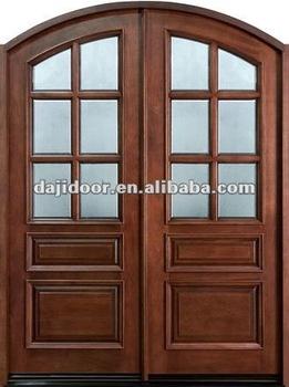 Arch French Double Interior Doors Design Dj S9198ma Buy Doors Interior Doors Double Interior