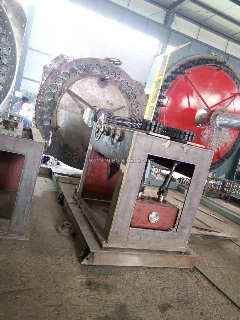 Stainless Steel Wire/Copper Wire Braiding Machine