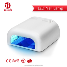 DR-301C Dongri 36W Nail UV Lamp With 4 PCS 9 Watt UV Bulb Tubes Hand & Foot Gel Polish Curing