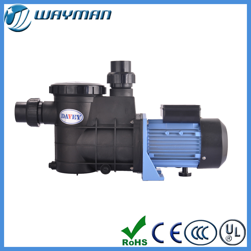 Blue swimming pool filtration pump Water Pumps hayward