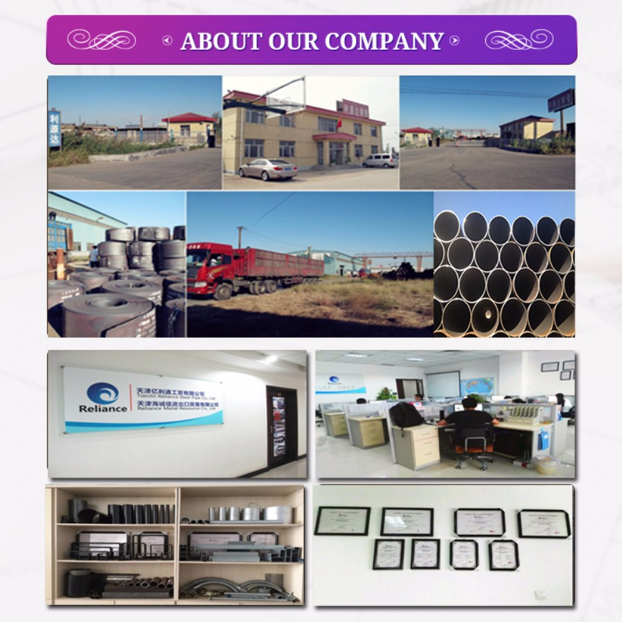 Anti rust package construction building materials for House material packages