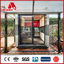 container house exterior wall cladding aluminum composite panel
