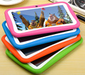 7 inch Kids Android 5.1 Quad-core PC 512MB+8GB 1024*600HD screen Kids smart tablet pc