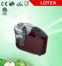 DC motor vegetable food chopper