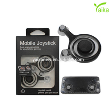 Yaika Hottest Mobile Joystick Dual Analog Joysticks for Smartphone Gaming King of Glory