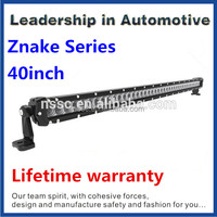 NSSC Crazy bright Znake Series offroad bull bar led light bar with CE,Rohs