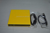 USB 2.0 external CD-RW DVD Combo drive for portable
