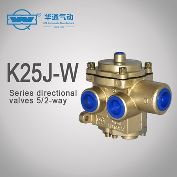 K25JK-W 3/2-ways two-way high dirt tolerance solenoid valve