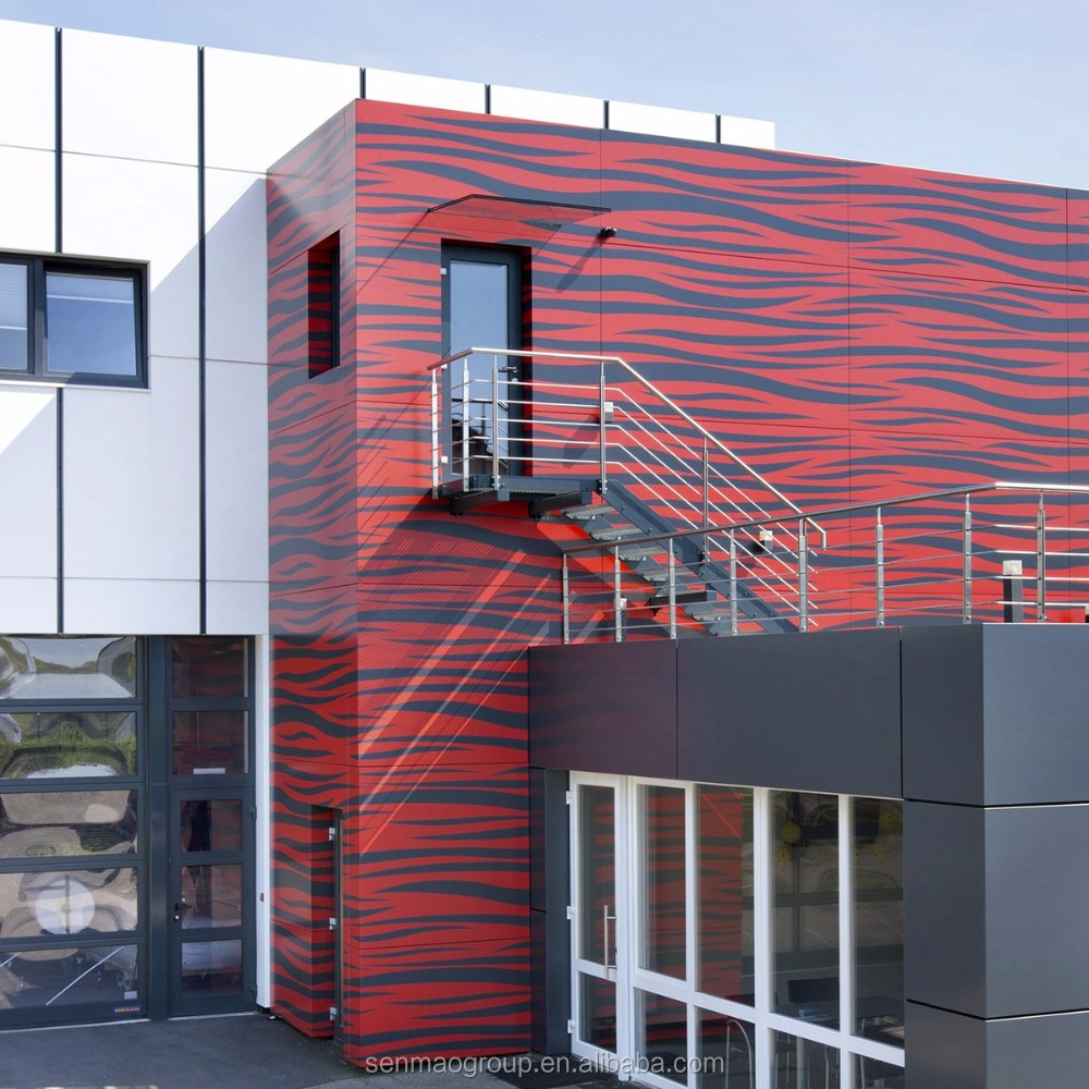 Siding for the outside of the house / Exterior Wall Aluminum Composite Panels / ACP