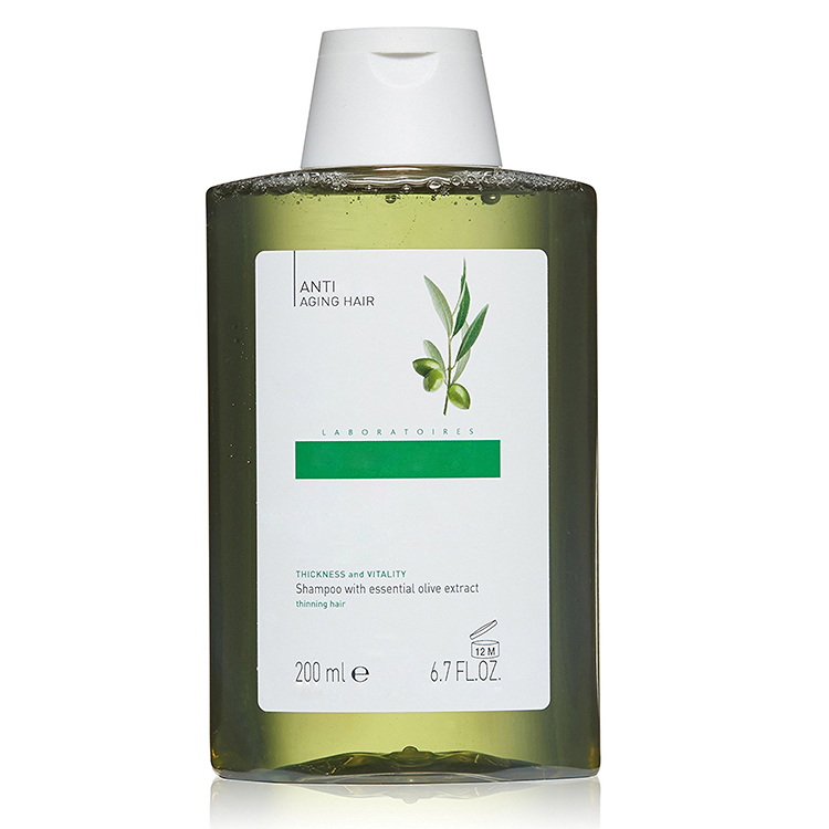 Anti-itching Shampoo with Essential Olive Extract for hair growth