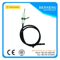 B4407 boiler spare parts of gas burner for bakery oven