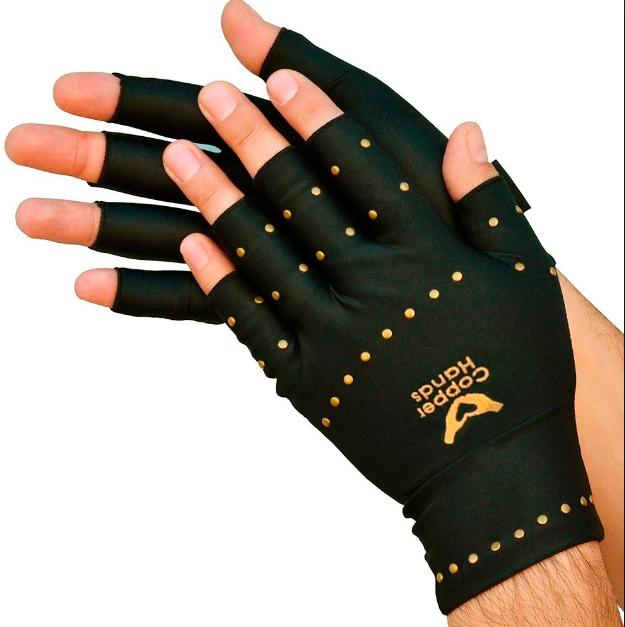 As seen on TV Compression Arthritis Recovery copper hands Gloves