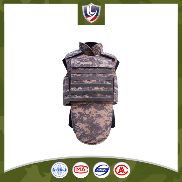 bullet proof vest on sale special design for neck protection full protetion body armor