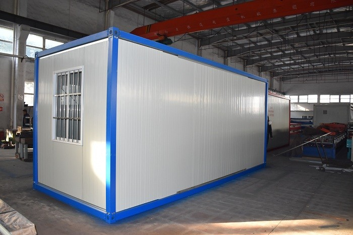 Office Workshop Dormitory Living Portable Container House For Sale