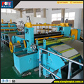 Quality simple slitting&cut to length line