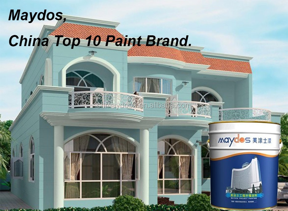 China factory direct sale exterior emulsion wall paint