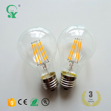 Cheapest 4w 6w 8w High lumen lighting led bulb e27 manufacturing plant