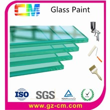 Spray heat proof Water Based Heat Insulation Glass Paint