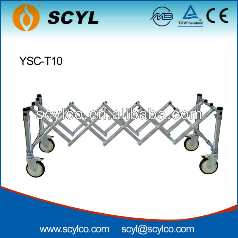 YSC-T10 Extension Coffin Trolley&Church Truck