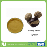 Natural Plant Extract Nutmeg Seed Extract Myristicin Powder 20:1