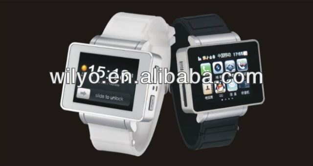 "i5 1.8"" GSM Java Msn Big Screen Watch Phone Price of Smart Watch Phone Wrist Watch for Men"