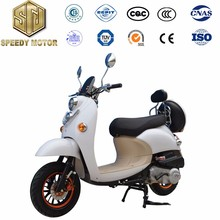 white color fully automatic VESPA model adult scooter wholesale