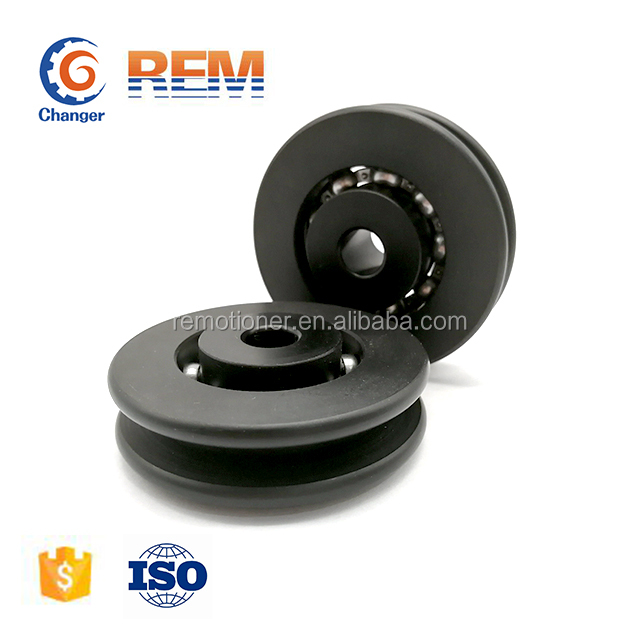 u groove pulley for wire cable as per your drawing