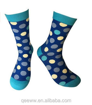 2016 custom colorful socks business men's socks dress socks crew socks