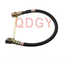 DOT rubber brake lines