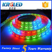 digital addressable ws2812b rgb led strip lights led strip 5050 with high quality