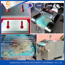 High Quality 660kg/h vegetable fruit cutter/vegetable cutter for roots/stems/leaves/vegetables