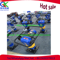 convenient operation plate rammer from China