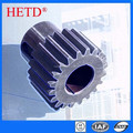 Gear Wheel machined power hardened stainless steel spur gear CAD design factory SG5044