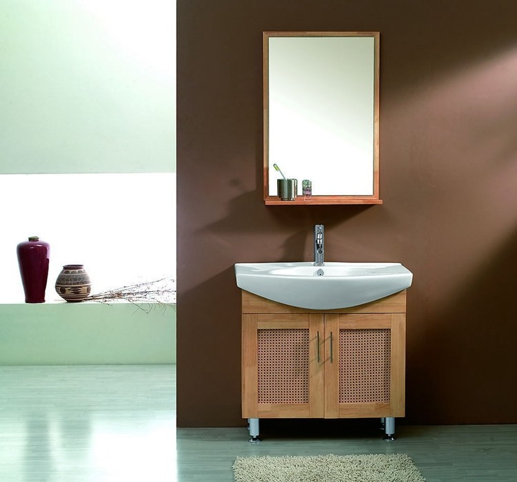 Spanish Cheap Wooden Cabinet Red Bathroom Vanity Buy Red Bathroom Vanity Spanish Bathroom