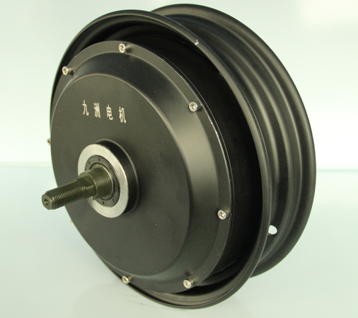 DM-210 hot sale 10inch electric brushless hub motor