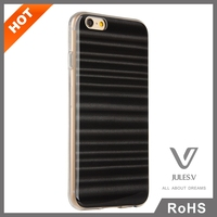 Cheap Price Hard Back Metal + PC Mobile Phone Cases For iphone 6