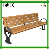 high quality outdoor park leisure bench
