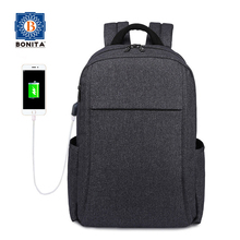 2017 New Design Anti-thief USB charging laptop Compute backpack for women male Backpack school Bag for Men